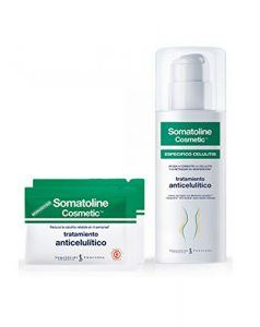 Somatoline anti-cellulite cream