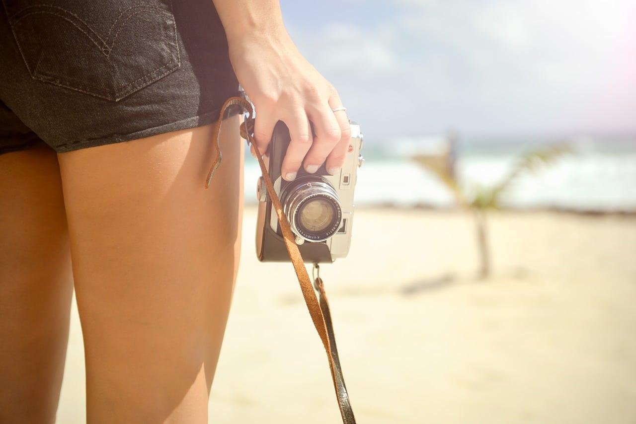 A Woman wit a Camera