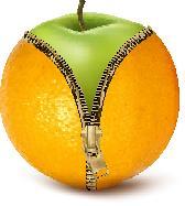 orange-apple