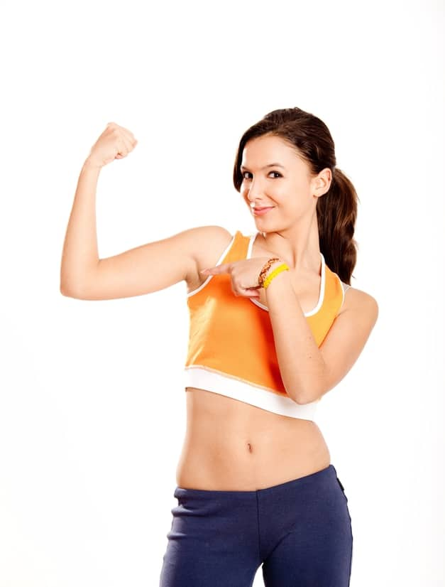 The Best Way of Getting Rid of Arm Cellulite