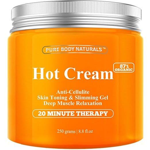 cellulite hot cream