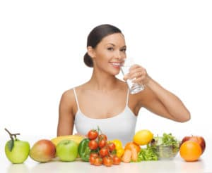 diet for stress and cellulite