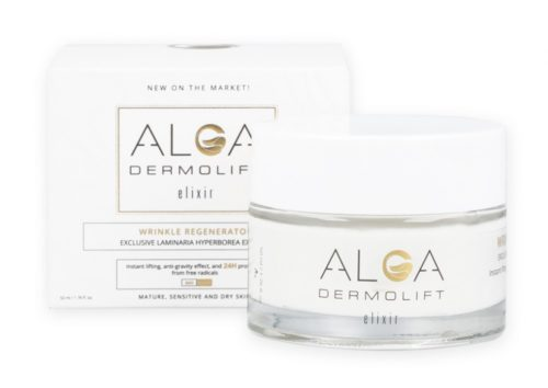 Alga DermoLift Elixir Review – Anti-aging & Anti-wrinkle Cream