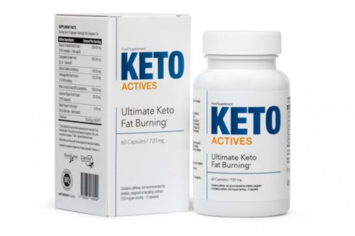 Keto Actives Review: A Keto Diet Boost or Not?