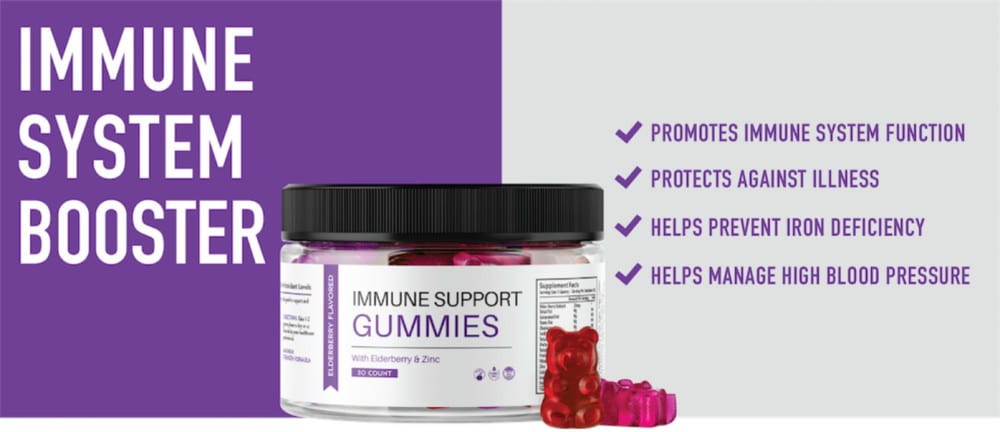 Vitamin Gummies to Build Immune System Up: Why You Need Them