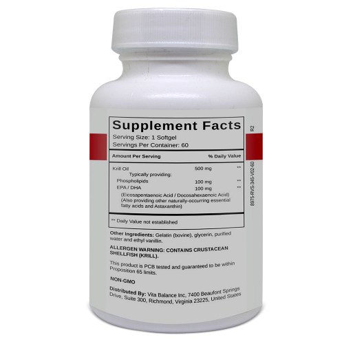 krill oil plus supplements plus