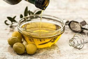 oil oil and olives